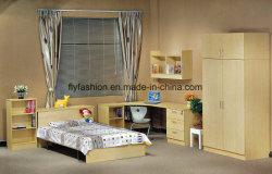 [إ1] ميلامين لوح أطفال غرفة نوم مجموعة ([بد-05])