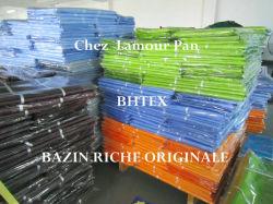 100%хлопок Bazin Riche XL Thioup Ghalilah шелковую драпировку Shadda Brocade