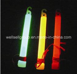 Partido de promoción de los juguetes 6 palos de luz brillante''.