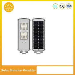 Piscina 20W 30W Rua Solar Sistema de iluminação com controle remoto