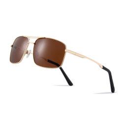Occhiali da sole polarizzati classici di protezione di standard 100% UVA/UVB della FDA per le donne degli uomini