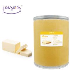 Haut de la poudre de concentré de beurre comestibles saveur de l'arôme essentiellement dans le prix de qualité alimentaire Bluk