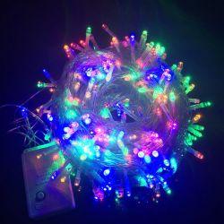 10m 20m impermeável ao ar livre de Caracteres de LED de luz para a árvore de Natal Festas de Casamento Decoração
