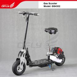 43CC aprovado pela CE Scooter de gás GS4302 Dobrável