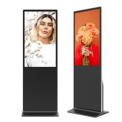 Pantalla LCD de 43 pulgadas Kiosko Interior pantalla LCD Media Player