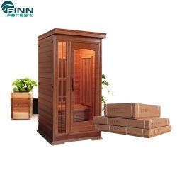 Novo Design SPA Sauna Longe Sauna de Infravermelhos Portable Sauna a vapor