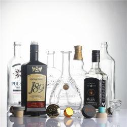 750 ml Oslo Gin Whisky Vodka Spirit Glass-fles voor Liquior