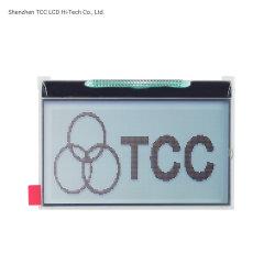 3,2 pulgadas de pantalla gráfica de 128X64 de CI de control ST7565 Cog PANTALLA LCD