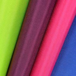 Comercio al por mayor RPET reciclado Oxford 300d en el revestimiento de PVC de tela para las bolsas