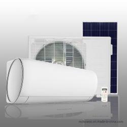 1.5P Acondicionador de aire de refrigeración de ahorro de energía y calefacción con sistema de panel solar