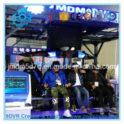 Jmdm 9d do parque de diversões de Realidade Virtual Machine Cinema 9d