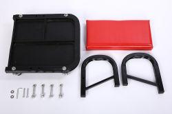 Rollen-kriechendes Stuhl-justierbares Motorrad-Kraftfahrzeugmechaniker-Arbeits-Stuhl-Schemel-Stuhl-Reparatur-Hilfsmittel