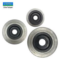 Composants pour les Joints en plastique du carter de roulement+couvercle en métal Tkii6204-114-109