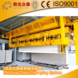 AAC Brick 제조 기계, AAC 공장