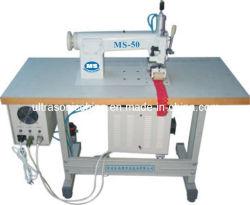 Los encajes de ultrasonidos máquina de coser con Ce para raspar y recorte