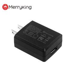 엇바꾸기 접합기 UL FCC cUL 이어폰 접합기를 위한 표준 5V 2A 1A 1.5A 2 USB 포트