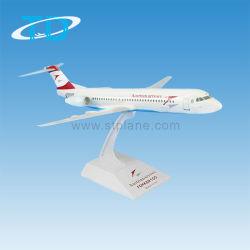 Пластиковые модели типа Fokker 100 австрийских стрелок модель самолета ручной работы судов