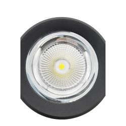Atenuable IP40 5 años de garantía de la Mazorca LED Downlight para los centros comerciales