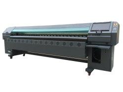 3.2m 실외 와이드 대형 포맷 디지털 용매 잉크젯 프린터 플로터 Km 512I 1024I Starfire 1024 헤드 포함