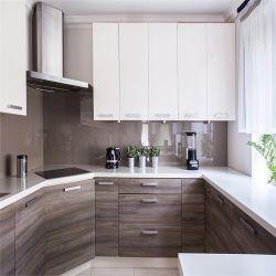 مطبخ محترف منخفض التكلفة خزانة مطبخ عالي الجودة كابينة