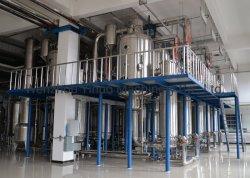 تفريغ درجة حرارة منخفضة انخفاض ضغط مكثف صناعة ماكينة تشغيل لمدة حل شراب بيانات whey Glucose