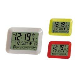 Сенсорный экран Часы с календарем и сигналов тревоги