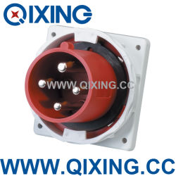 De Industriële Stop van Cee/IEC 125A 4p IP67 (QX3583)