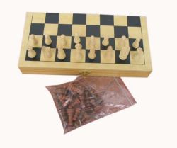 2014 nuovo e Popular Wooden Chess Game Toy per Kids, Wooden Multifunction Chess Game Toy, Wooden Toy Chess Game Box Wj277089