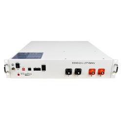 حزمة بطارية LFPO4 Lithium Ion 48V50ah لتخزين الطاقة/قاعدة الاتصالات محطة 48V50ah