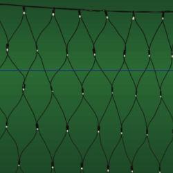 Holiday Garden Lawn Net para luzes de decoração exterior
