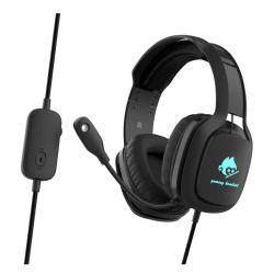 Beste het Verkopen Kwaliteit 50mm de Hoofdtelefoon van het Gokken van de Bestuurder met Microfoon voor PC