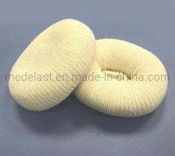 En pur coton médical Stockinette Bandage élastique tubulaire