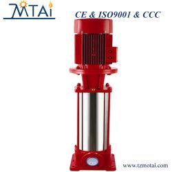 Pompe à plusieurs degrés verticaux en acier inoxydable (CDL), les mesures sanitaires de la pompe, pompe de gavage, pompe haute pression, pompe en ligne, de la pompe Jockey,, Pipeline de la pompe de la pompe incendie