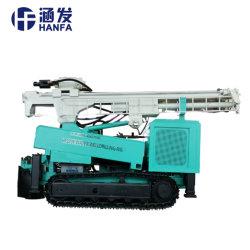 Hf220y Tipo de trator de esteiras Multifunção de perfuração de poços de água