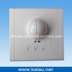 De vierkante Verborgen Muur van het Type zet de Schakelaar van de Sensor van de Motie van de Microgolf op