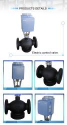 Siemens-intelligentes Temperaturregler-Ventil verwendet im Heizungsnetz des Wärmekraftwerkes