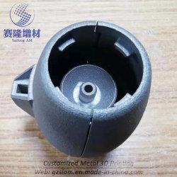 주문을 받아서 만들어진 제품 티타늄 또는 알루미늄 스테인리스 또는 코발트 크롬을 인쇄하는 빠른 3D