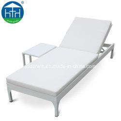 Strandspezifische Nutzung Hot Selling Texilene Chaise Lounge mit Aluminium