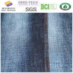tessuto dei jeans del tessuto del denim dello Spandex del cotone 2% di 8.5oz 98% per i pantaloni dei jeans