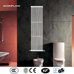 Avonflowの白い浴室の電気タオル掛け