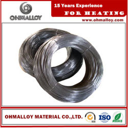 Nicr60/15 Nichrome fil Thermo-Electric alliages High-Resistivity Nickel-chrome alliages pour utiliser jusqu'à 1100c