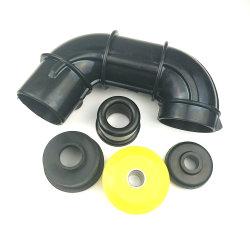 EPDM Nr NBR kundenspezifische Gummiauto-Motorrad-Teile