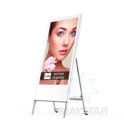 Windows Android LED LCD Digital Ad Media Player للإعلان