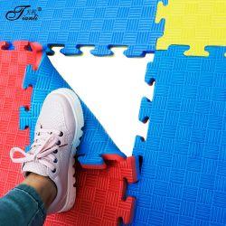 Taille de Taekwondo mat mat mat de verrouillage de Taekwondo EVA le tapis de plancher