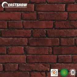 Новые классические кирпичные стены из ПВХ схемы бумаги для украшения дома