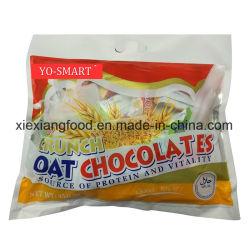 Cioccolato dell'avena con la fonte di proteine e la vitalità