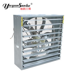 Ventilator van de Uitlaat van het Type van Reeks van DJF de Centrifugaal Balans
