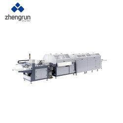 См540A Автоматическая ноутбук жесткий футляр случае машины - Zhengrun механизма принятия решений
