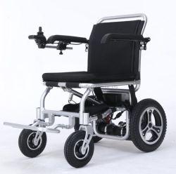 Approbation ce cadre en alliage léger en aluminium mis à jour fauteuil roulant électrique