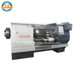 Ck1322 tour CNC filetage de tuyau pour la vente